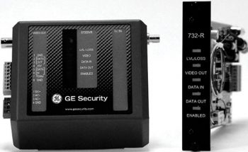 GE Security S732DVT-EST1 MM Digital Video & 2-Way MPD Data TX