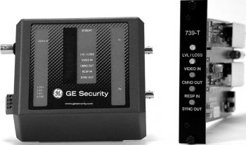 GE SECURITY S739DVR-RST1 MM – Video with Up-The-Coax Data, Rx, Rack
