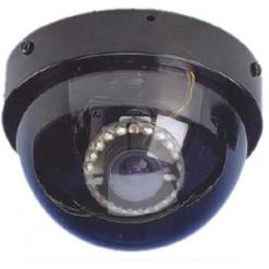Weldex WDD-6405DN Indoor Day/Night Mini-Armordome Camera