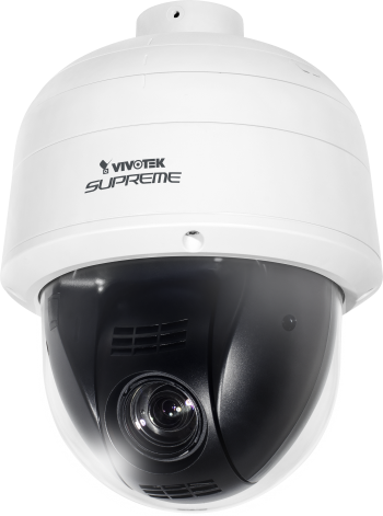 Vivotek SD8161 Speed PTZ Dome Network Camera, 18x Optical Zoom