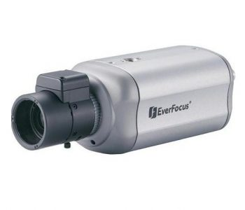 Everfocus EQ300E 520 TVL Hi-Res Aluminum Box Camera