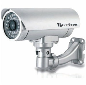 Everfocus EZ230E/C6 380 TVL Outdoor Weatherproof Long Range IR Bullet Camera