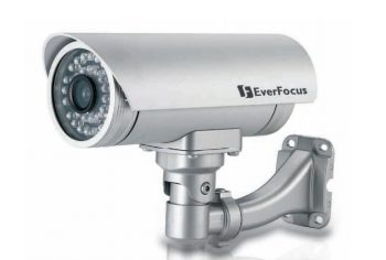 Everfocus EZ235E/C8 380 TVL Outdoor Weatherproof Long Range IR Bullet Camera