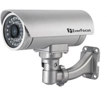 Everfocus EZ330E/C6 520 TVL Outdoor Weatherproof Long Range IR Bullet Camera