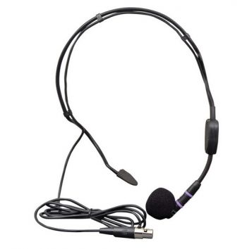 Speco M24HS Headset Microphone for M24GLK