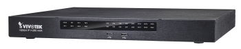 Vivotek ND9541P H.265 32-Channel Embedded Plug & Play NVR, No HDD