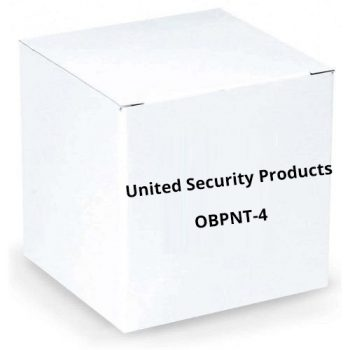 United Security Products OBPNT-4 Four Button Control Pendant