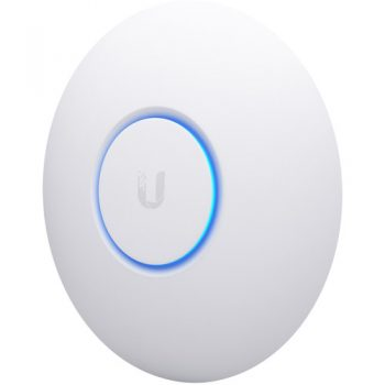 Ubiquiti UAP-NANOHD-US UniFi nanoHD 4×4 MU-MIMO 802.11ac Wave-2 Access Point, US