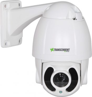 Vitek VT-TPTZ10HR-5N 5 Megapixel H.265 Network IP Outdoor IR PTZ Camera, 10x Lens